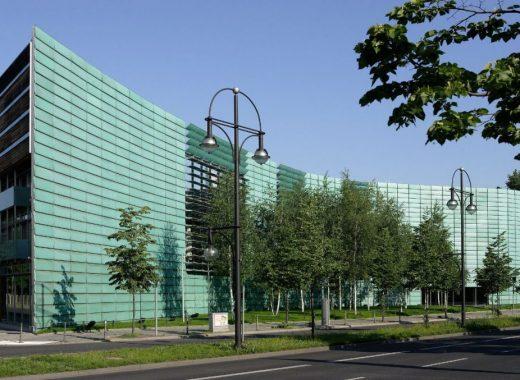 Nordische Botschaften nahe Hotel Lützow