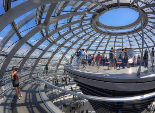 Berlin Reichstagskuppel