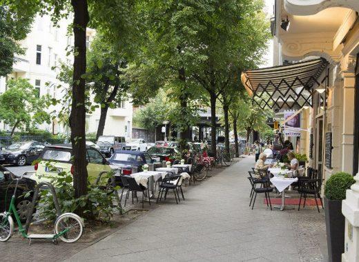 Cafés am Savignyplatz