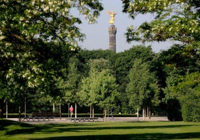 Tiergarten Berlin Siegessäule