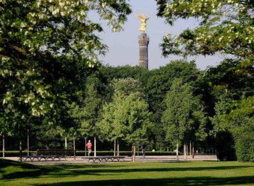Berlin Tiergarten Siegessäule