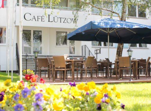 Terrasse Hotel Lützow