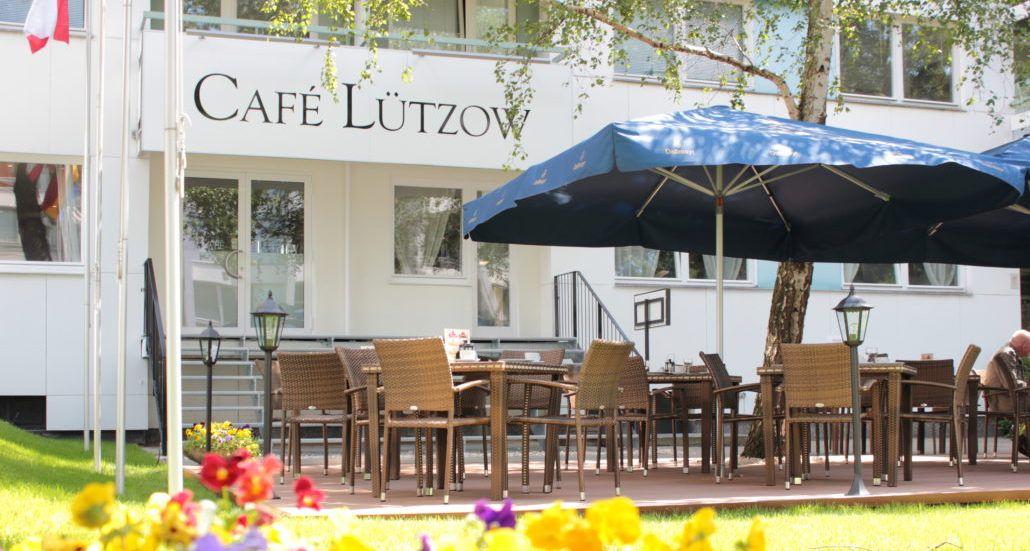 Terrasse Café Lützow